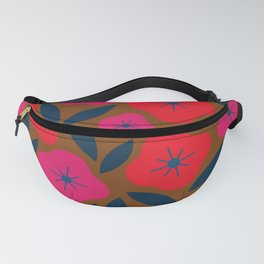 FLORAL_BLOSSOM_002 Fanny Pack
