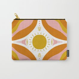 sunshine mandala Carry-All Pouch