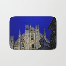 The Lion and Duomo Bath Mat