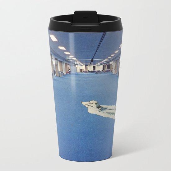 Departure Metal Travel Mug