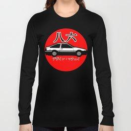 hachi roku Long Sleeve T-shirt