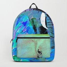 ELEPHANT BLUE Backpack
