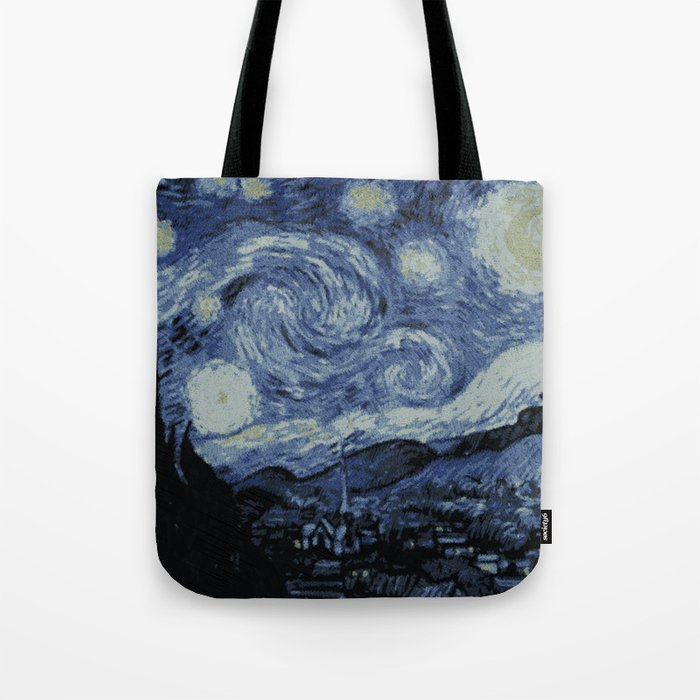 The Art Of Seeing Tote Bag by mosriera