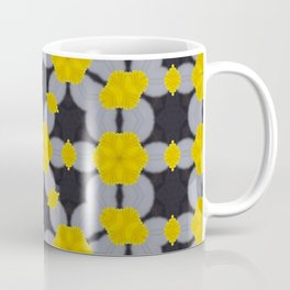 Chains in Yellow Coffee Mug
