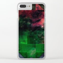 UNDEFINED Clear iPhone Case