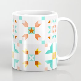 Moroccan pattern no 5 Coffee Mug