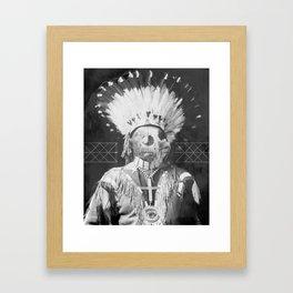 Native Cell Framed Art Print