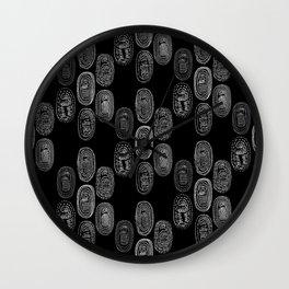 MMM Logo Wall Clock