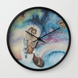 The Emotional Manifestor Wall Clock