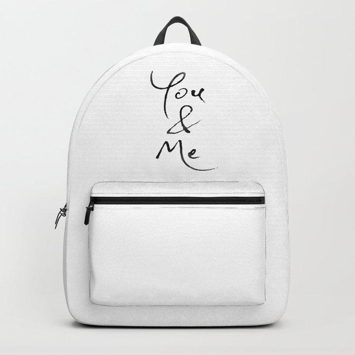 You & Me Backpack