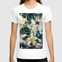 hibiscus T-shirts featuring Hibiscus by RIZA PEKER