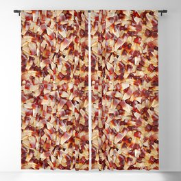 Gummy Cola Bottles Candy Photo Pattern Blackout Curtain