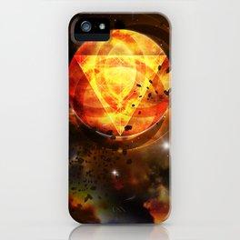 trinitas iPhone Case