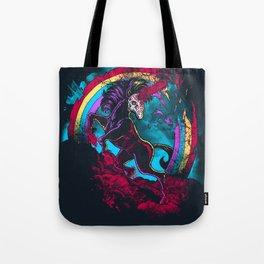 Murdercorn Tote Bag