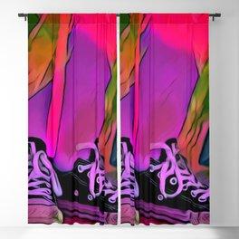 Dance Shoes Blackout Curtain