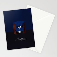 mulholland drive Stationery Cards