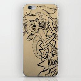 Brittle Bambi iPhone Skin