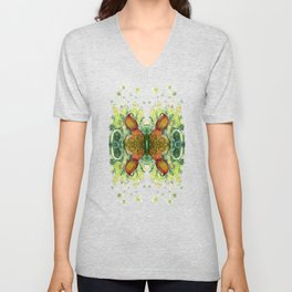 Pitcher Plants Unisex V-Neck