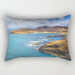 View from Ardnamurchan Rectangular Pillow