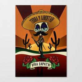 Viva Zapata! Canvas Print