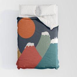 Cat Landscape 10 Comforters
