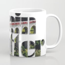 Train Spotter Coffee Mug