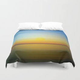 Abstract Landscape 28 Duvet Cover