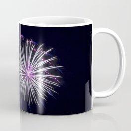 Exploding firework Coffee Mug