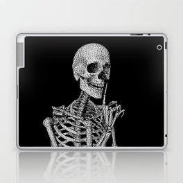 Silence please Laptop & iPad Skin