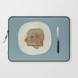 Blessed Noodley Appendages On Toast Laptop Sleeve