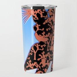 Joshua Tree Dancers by CREYES Travel Mug