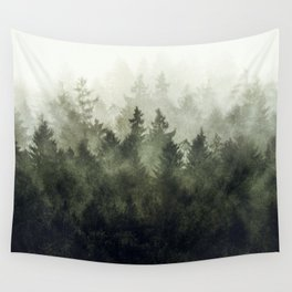 The Heart Of My Heart // Green Mountain Edit Wall Tapestry