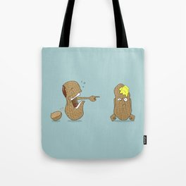 Crack Up Tote Bag