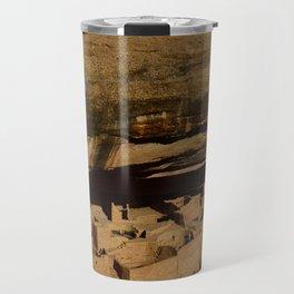 Cliff House - Mesa Verde National Park, Colorado Travel Mug