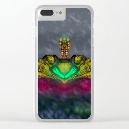 Bounty Hunter (alt.) Clear iPhone Case