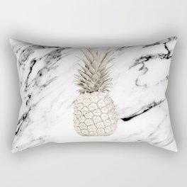 Marble Pineapple Rectangular Pillow
