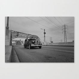 Style & Steel Canvas Print