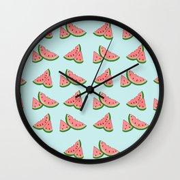 What a melon Wall Clock