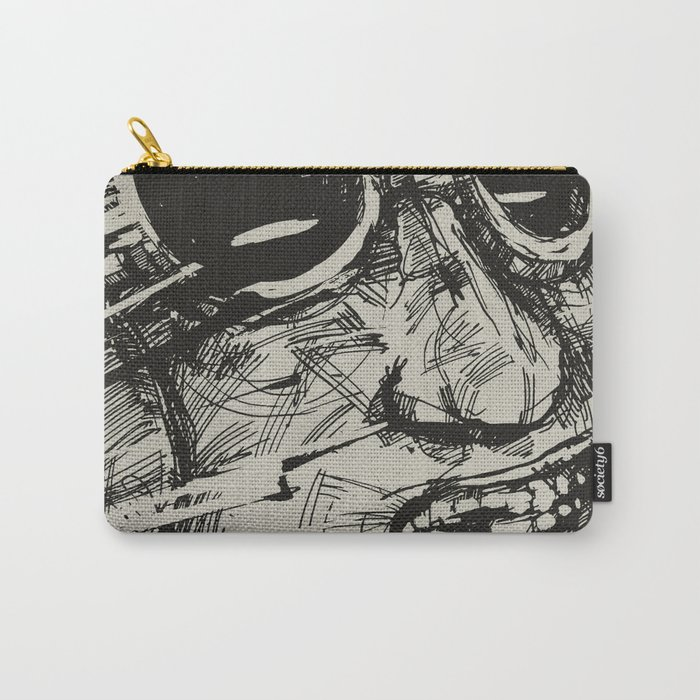 Speed Of Life II. Carry-All Pouch