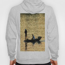End of the Days Fishing Hoody