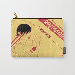 Raspberry Lemonade Carry-All Pouch