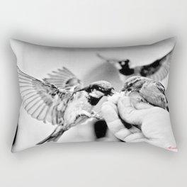Urban Musketeers Rectangular Pillow