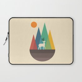 Step Of Autumn Laptop Sleeve