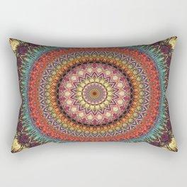 Mandala 222 Rectangular Pillow