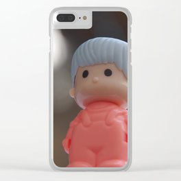 Pinypon2 Clear iPhone Case