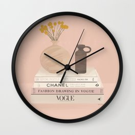 Still Life no.1 Wall Clock