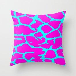 Mackerel Speckled Throw Pillow