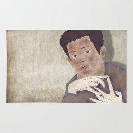 Egon Schielle, Artist Rug