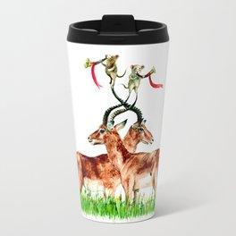 Horns Travel Mug