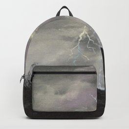 Trouble over the prairies Backpack